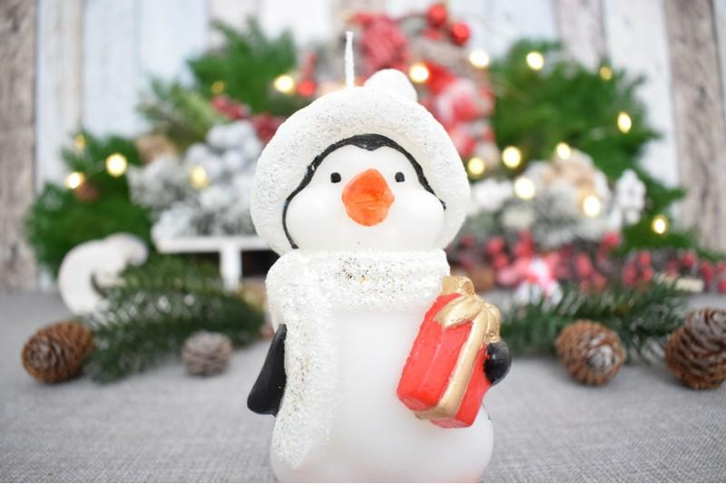 Lumanare Pinguin