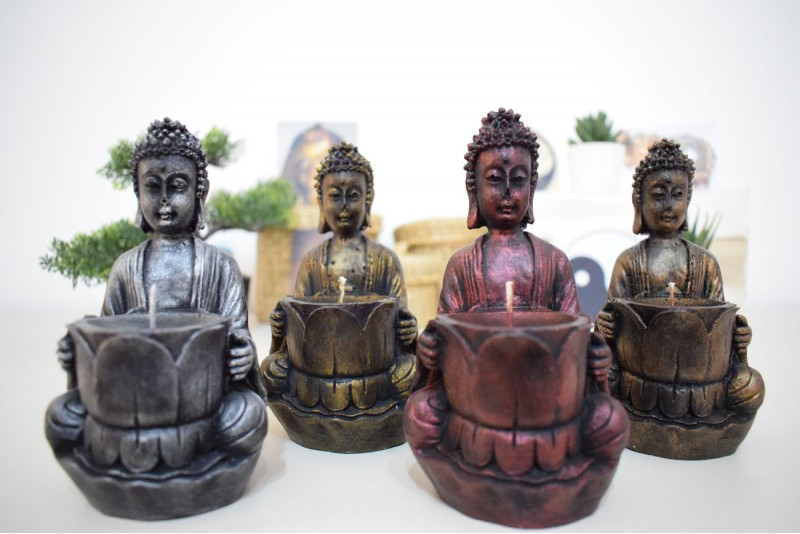 Lumanare Buddha