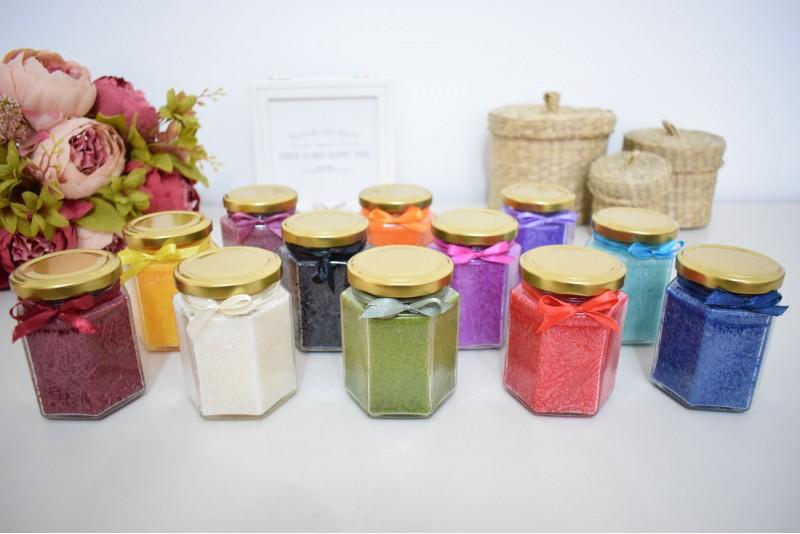 Lumanare Parfumata in Borcan