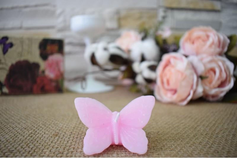 Marturie nunta lumanare fluture