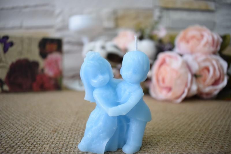 Marturie nunta lumanare mire si mireasa