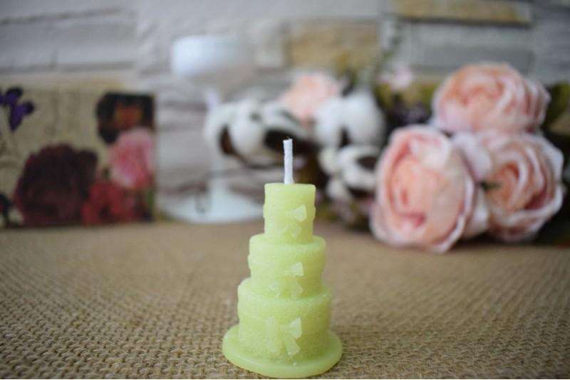 Marturie nunta lumanare tort