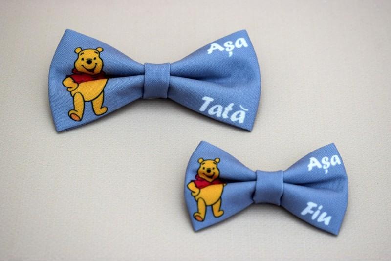 Papioane Tata si Fiu Winnie the Pooh