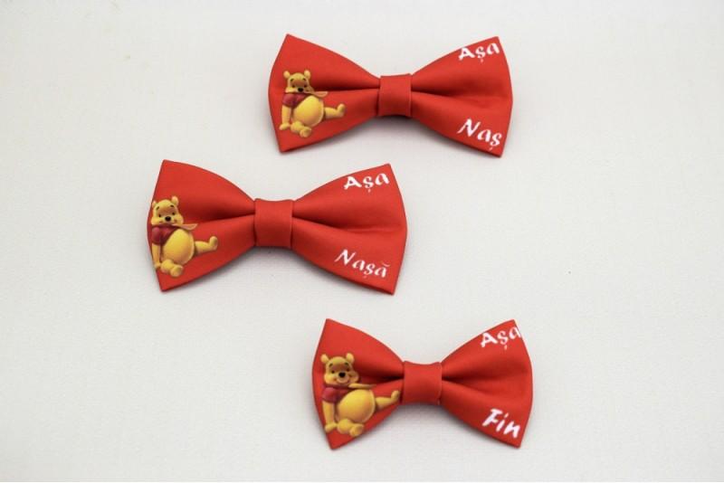 Set Papioane Familie Personalizate cu Winnie the Pooh