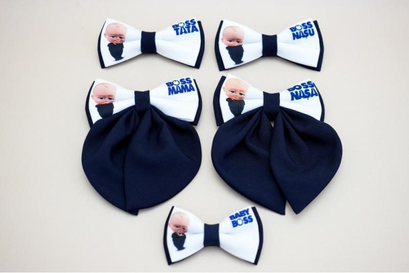 Set 5 Papioane Baby Boss