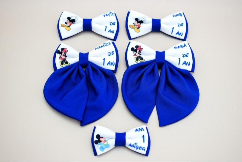 Set 5 Papioane Mickey si Minnie