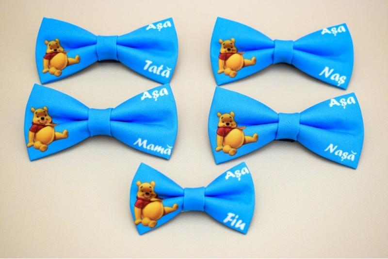 Set 5 Papioane Winnie the Pooh