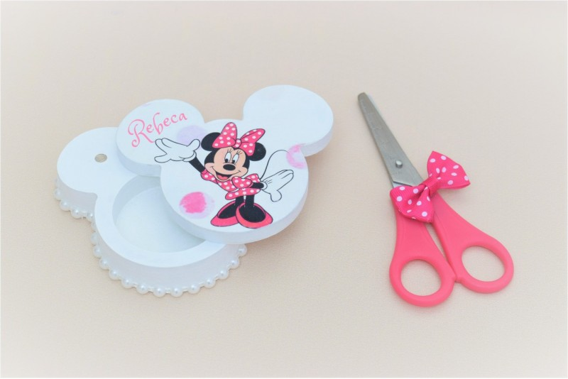 Tavita Mot Minnie Mouse