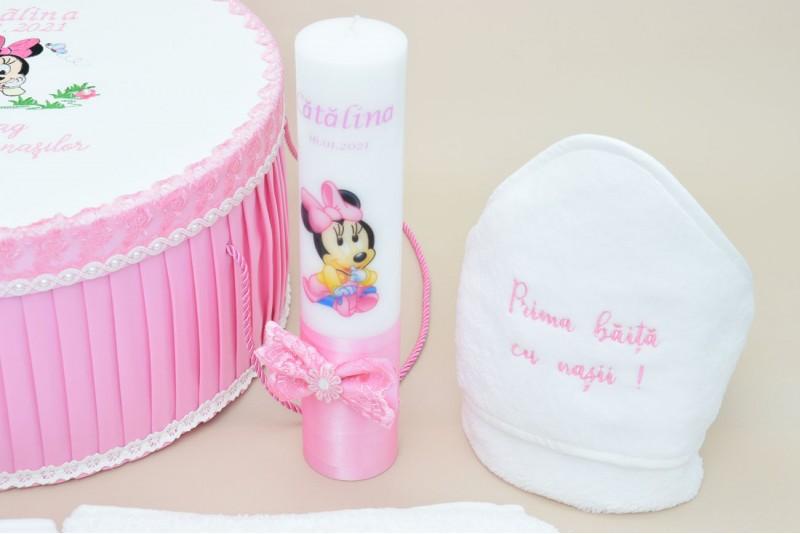 Trusou Botez Baby Minnie