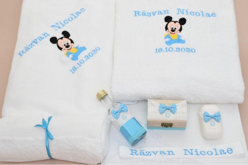 Trusou botez Bebe Mickey Mouse