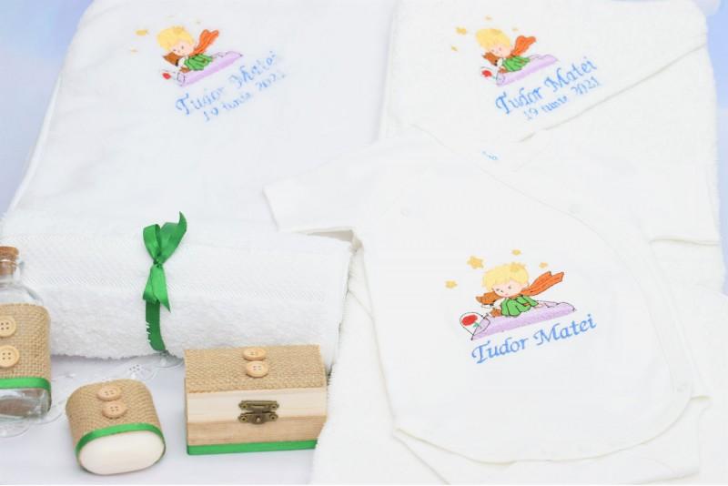 Set Trusou Botez Micul Print