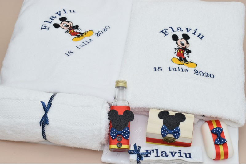 Trusou botez Mickey Mouse